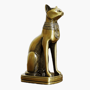 Retro Egyptian Cat Model Ornament Figurines - TOPRO Designs | Home Decor