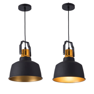 Modern | Industrial Look LED Pendant Light - TOPRO Designs | Home Decor