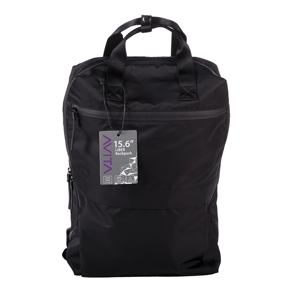 "AVITA LIBER 15.6"" Backpack Black"