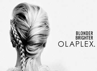 ASK YOUR STYLIST ABOUT OLAPLEX