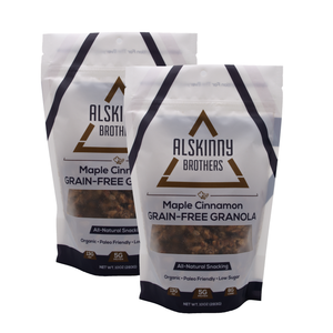 Organic Grain-Free Granola - Maple Cinnamon