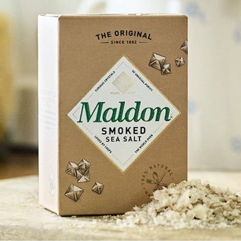 MALDON SMOKED SEA SALT FLAKES (500G)