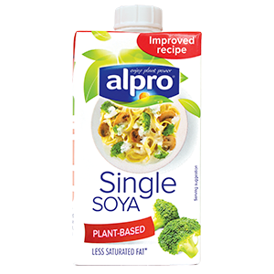 Alpro Soya Cream (250ml)