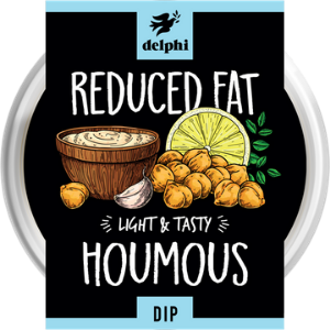 Houmous (Reduced Fat) (170g)