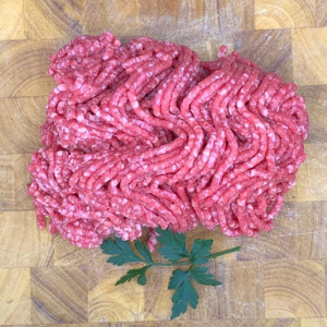 Beef Mince 12% Fat 500g