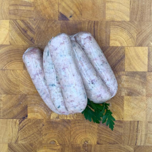 PORK & LEEK SAUSAGES (450G)