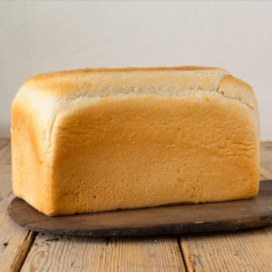 White Bloomer Unsliced (800g)
