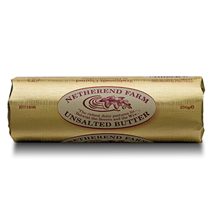 NETHEREND UNSALTED BUTTER ROLL (250G)