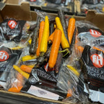 Pre-Packed Rainbow Carrots (1kg)