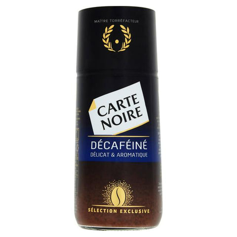 Carte Noire Decaf Instant Coffee (100g)
