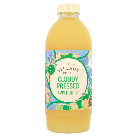 Fresh Apple Juice (1ltr)