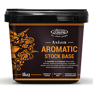 Asian Aromatic Stock Base (1kg)