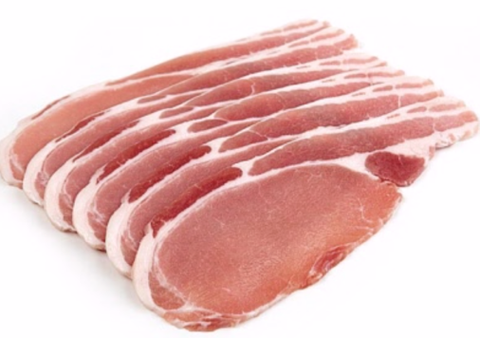 Sliced Back Bacon (200g)