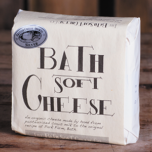 Bath Soft Cheese (Organic) Bath (250g)