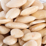 WHOLE BLANCHED ALMONDS (1KG)