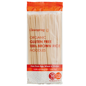 Gf Brown Rice Noodles (Organic) (200g)