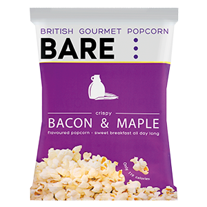 Bacon & Maple Popcorn (19x28g)