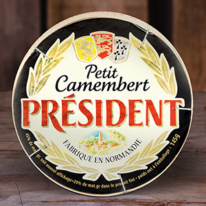 Camembert French Small  (145g)