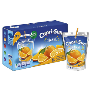 Capri-Sun Orange (10x200ml)