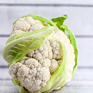 CAULIFLOWER LARGE (EACH)