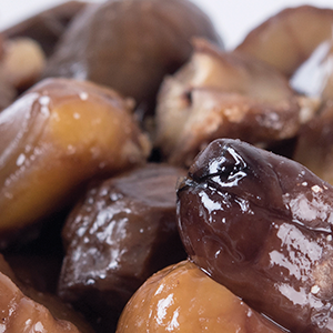 Chestnuts Whole Cooked (180g)