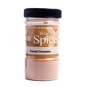 CINNAMON (GROUND) (370G)