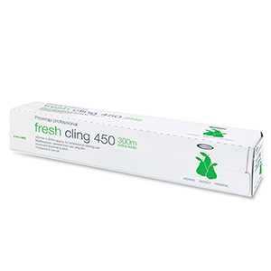 CLING FILM CUTTERBOX (450MM X 300M) (+VAT)