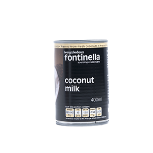 COCONUT MILK 15% (400ML)