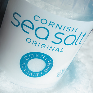 Cornish Sea Salt Bucket (1.5kg)