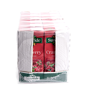 Cranberry Juice (Long Life) (1ltr)