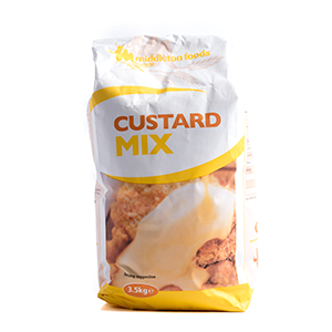 Custard Mix (3.5kg)