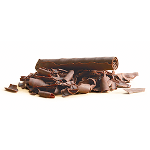 DARK CHOCOLATE SHAVINGS (2.5KG)