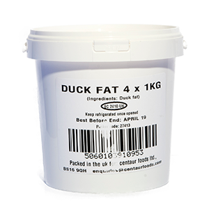 Duck Fat Small (1kg)