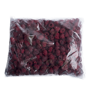 FROZEN RASPBERRIES (1KG)