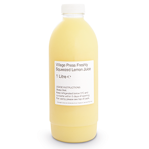 Fresh Lemon Juice (1ltr)