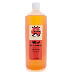 Chilli Infused Extra Virgin Rapeseed Oil (1ltr)