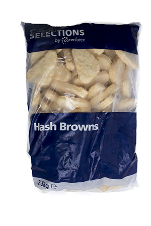 HASH BROWN LARGE BAG (2.5KG)