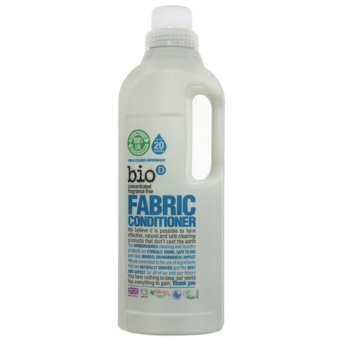 FABRIC CONDITIONER (BIO D) (1LTR) (+VAT)