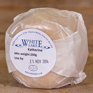 KATHERINE  (GOATS CHEESE) (250G)