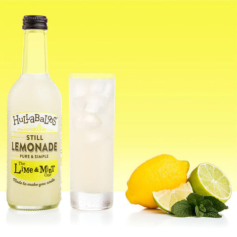 Lime & Mint Lemonade (750ml)