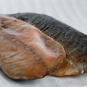 Hot Smoked Mackerel Fillets (2 Fillets)