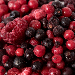 FROZEN MIXED BERRIES (1KG)