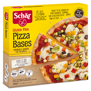 GF PIZZA BASE (X2) (300G)