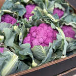 PURPLE CAULIFLOWER (EACH)