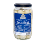 COOKED QUAIL EGG (48 IN A JAR)