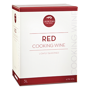 Red Cooking Wine (1.1% Abv) (3ltr)