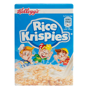 Rice Krispies Portions (40 X 22g)