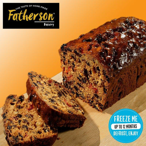 Rich Fruit Loaf Cake (500g)