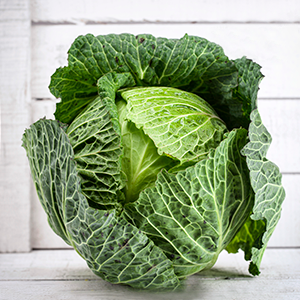 CABBAGE (SAVOY) (EACH)