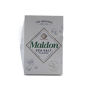 Sea Salt Flakes (Maldon) (250g)